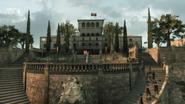 Villa Auditore restaurata