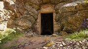 ACV Freya's Cave outside