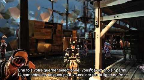 Assassin's Creed 3 - Trailer Officiel Multijoueurs FR