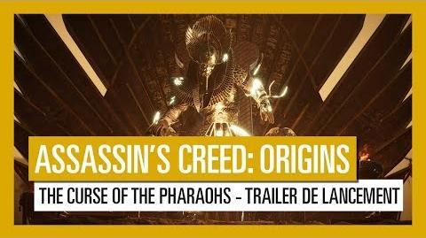 The Curse of the Pharaohs - Trailer de lancement