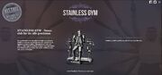 Search Engine - Stainless Gym