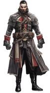 Shay Templar front
