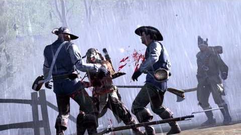 """Assassin's Creed 3 - Die Tyrannei von König Washington -- Offizieller """"Die Schande"""" Trailer DE"""
