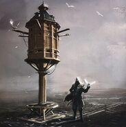 Concept Pigeonnier