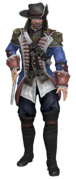 ACRG French Captain