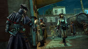 AC4 - Physician vs Lady Black