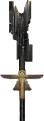Alexander's Staff Concept