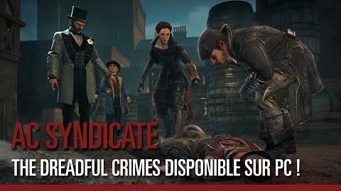 The Dreadful Crimes