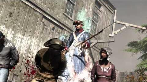 Assassin's Creed 3 - Die Tyrannei von König Washington -- Kräfte-Trailer Adler DE