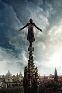 Assassin's Creed Film Poster Textless