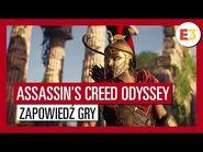 Assassin's Creed Odyssey – zapowiedź gry z targów E3 2018