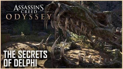 Assassin's Creed Odyssey The Secrets of Delphi Uncovered Ubisoft NA