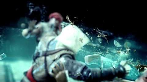 Edward Kenway, A Pirate Trained By Assassins - Assassin's Creed 4 Black Flag RU