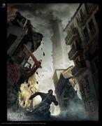 ACRG Lisbon Earthquake - Concept Art