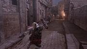 ACB-Ezio Spear Throw