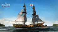 Assassin's Creed IV - Rammer Brigs 3 by greyson