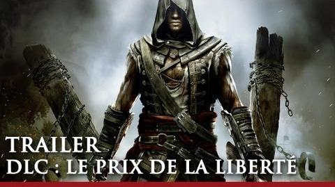 DLC Le Prix de la Liberté Assassin's Creed 4 Black Flag FR