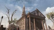 ACIII New York St. Paul's Chapel