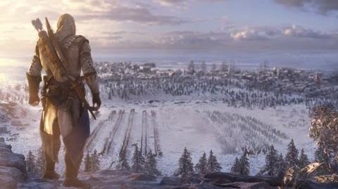 Assassin's Creed 3 - Debüt Trailer DE