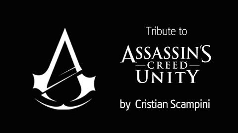 Speed drawing - Tributo ad Assassin's Creed Unity