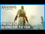 Assassin's Creed- The Real History of the Third Crusade - Ubisoft -NA-