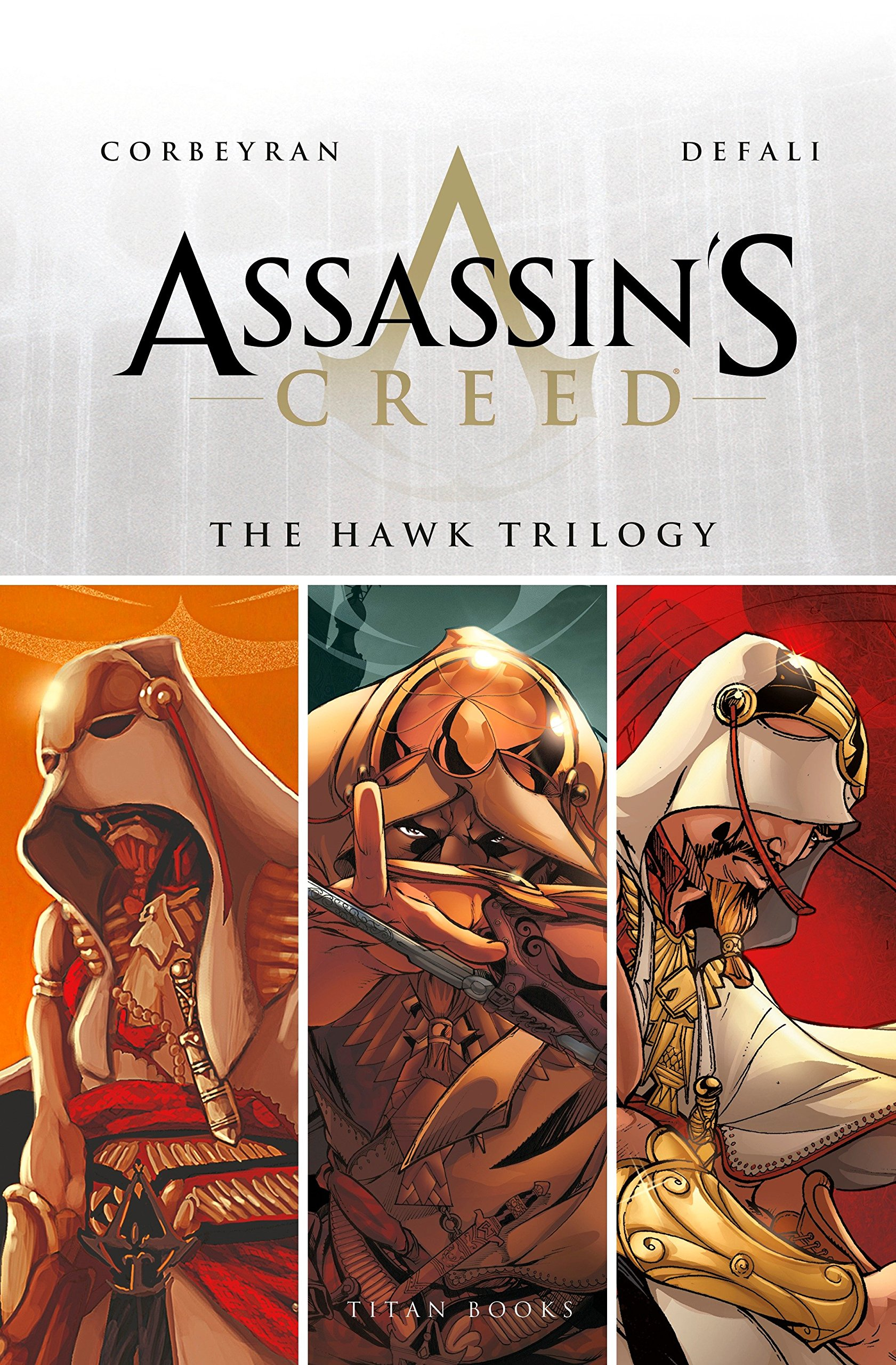 Assassin's Creed – The Hawk Trilogy