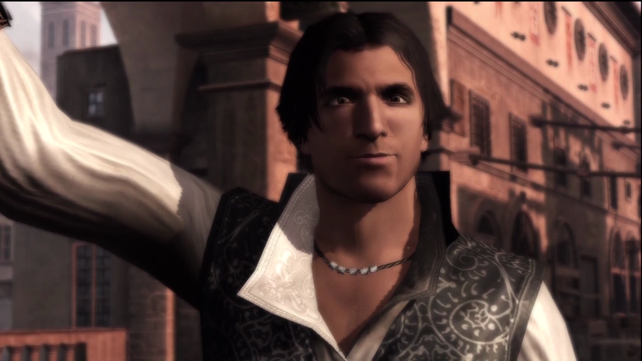 Allyauditore/Ezio Auditore, the sexy side of the Assassin.