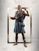 ACOD Barnabas Promotional Art