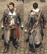 ACRG Assassin outfit