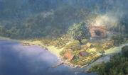 ACV - Ravensthorpe ruins