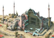 AC Atlas Hagia Sophia
