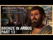 Assassin's Creed Discovery Tour- Bronze in Argos - Ep