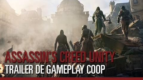Assassin's Creed Unity - Trailer de Gameplay Coop