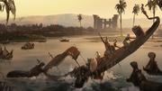 DTAE Ptolemy's Death - Concept Art