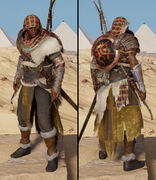 Dress of the Northern Realm outfit