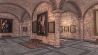 Kryjówka asasynów w Rzymie (sala z portretami) (ACB) (by Kubar906)