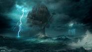 ACIV Navire Légendaire concept