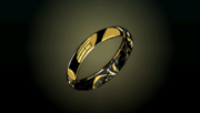 ACP Treasure Mourning Ring