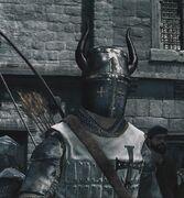 Sibrand with helmet