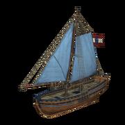 ACRogue DB Gunboat