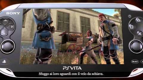 Assassin's Creed 3 Liberation - Trailer ufficiale della Storia IT