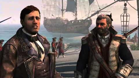 Assassin's Creed 4 - Black Flag Edward Kenway Story - Trailer (deutsch german)