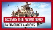 Discovery Tour- Ancient Greece – La démocratie à Athènes