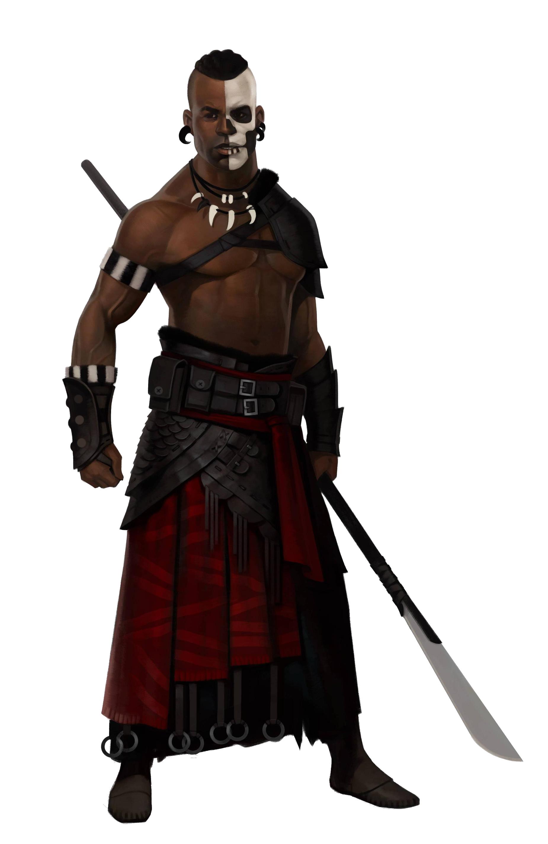 Mackandal Bodyguard
