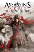 AC Ming Storm English cover
