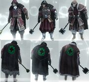 Armors 1-3 Count