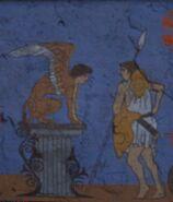 Phokis-Pronaia-SphinxOedipous