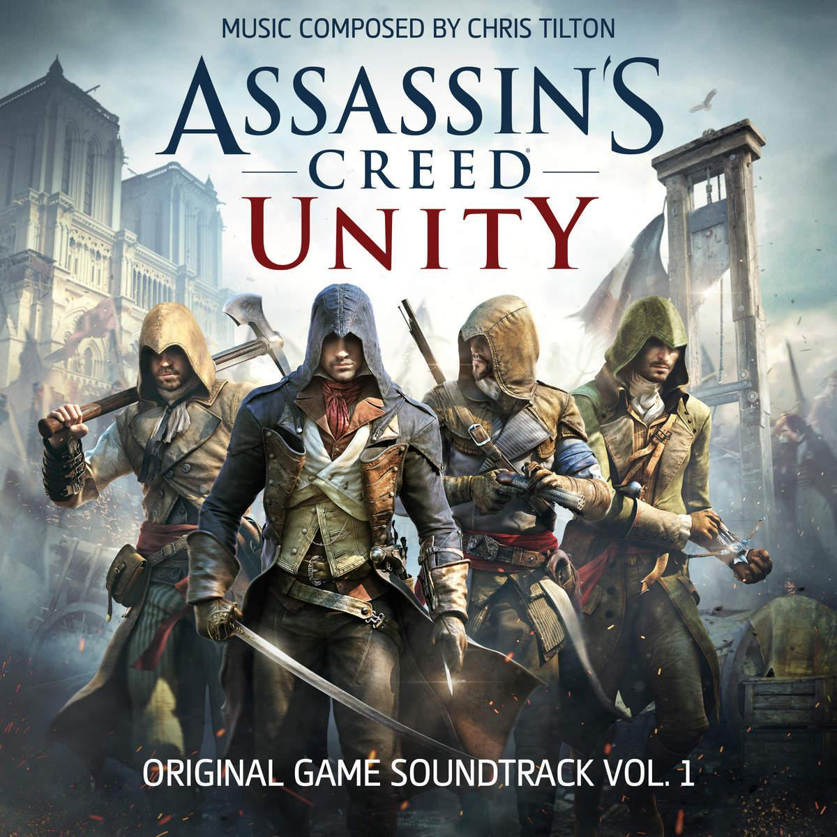Assassin's Creed: Unity (soundtrack)