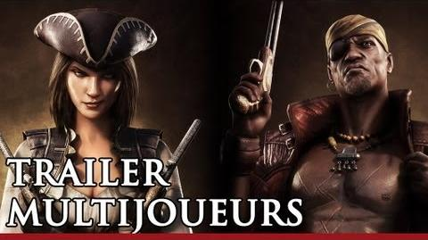 Trailer de gameplay Multijoueurs Assassin's Creed 4 Black Flag FR