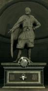 Statue Darius